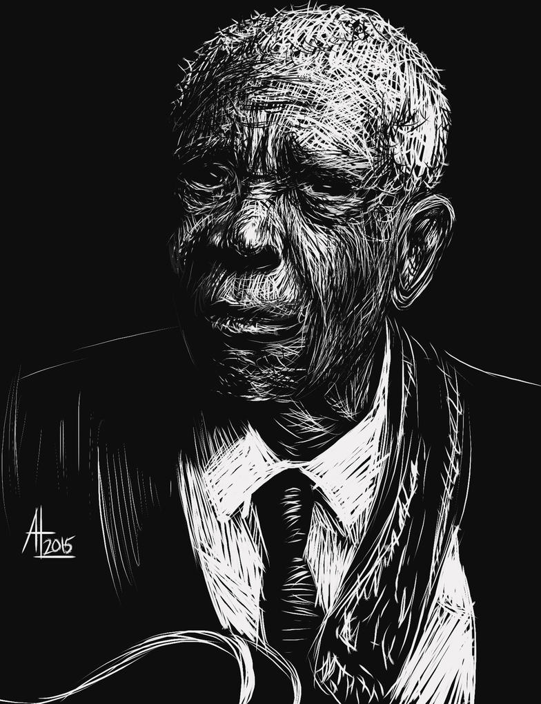 BB King by bugsandbears