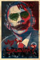 Obama Propaganda by DCastle