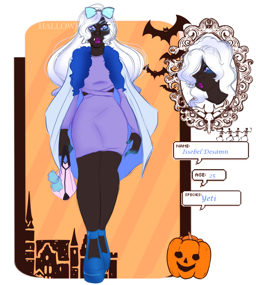 hallowshaven: december babelunabell on deviantart