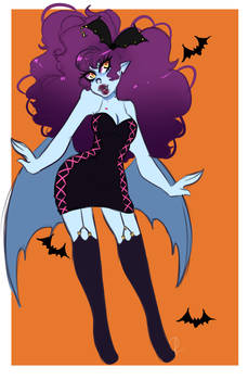 Happy vampy! halloween