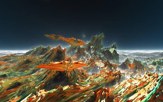 Strange Landscape 18