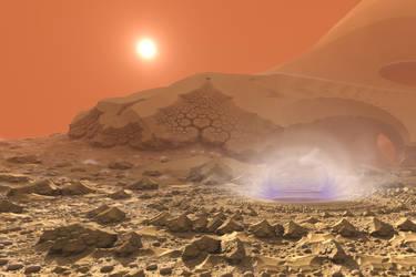 Mars Anomoly