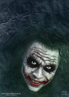 Why So Serious? by MartinSchlierkamp