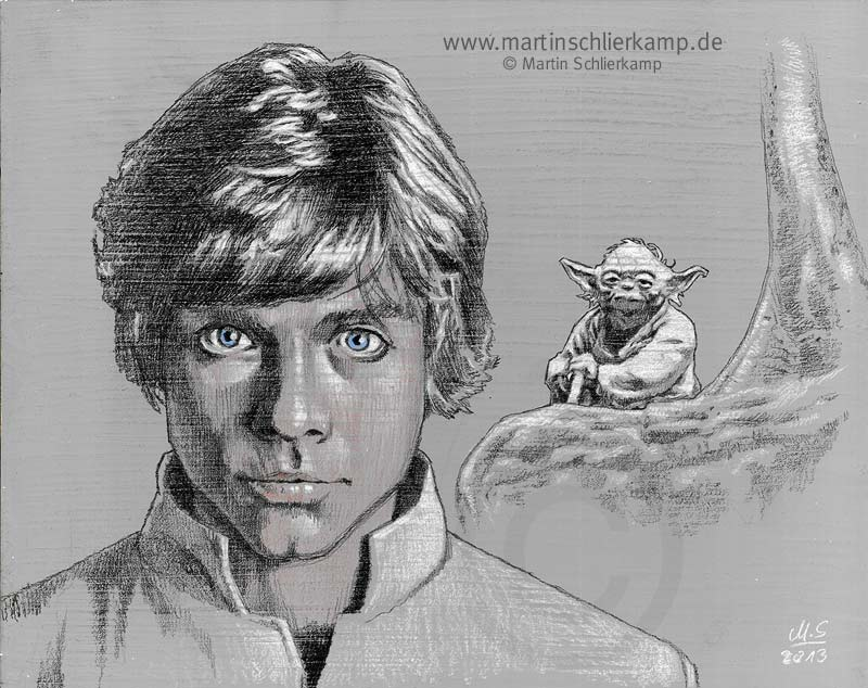 Jedi Apprentice by MartinSchlierkamp