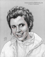 Leia by MartinSchlierkamp