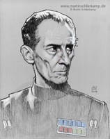 Tarkin by MartinSchlierkamp