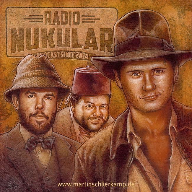 Radio Nukular: Indy by MartinSchlierkamp