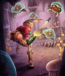 Metroid Attack