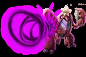Crawdaunt Dark Pulse by Yggdrassal
