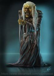 Grandma Leecha by Yggdrassal