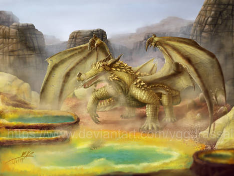 Sulfur Dragon