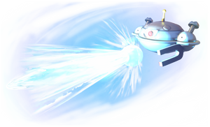 Magnezone Flash Cannon
