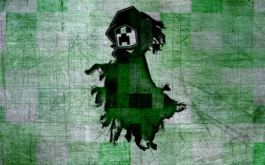 Creeper Wallpaper by Trojaner93 ...