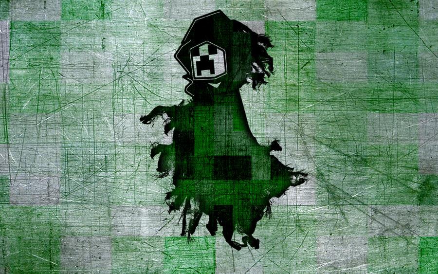 Creeper Wallpaper by Trojaner93 on