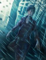 Beyond: Two Souls by botrocket