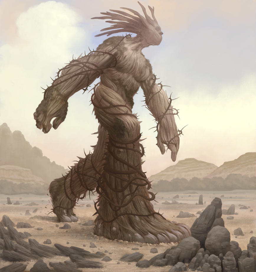 Tree giant by Jukka-R