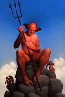 Devilish by Jukka-R