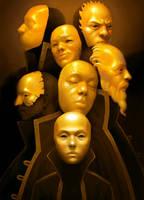 Masks by Jukka-R