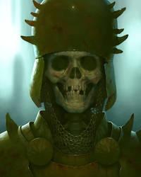Mr. Skull by Jukka-R