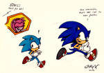 Classic and Modern Sonic: Advice