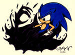 Sonic: Abduction by RAWN89
