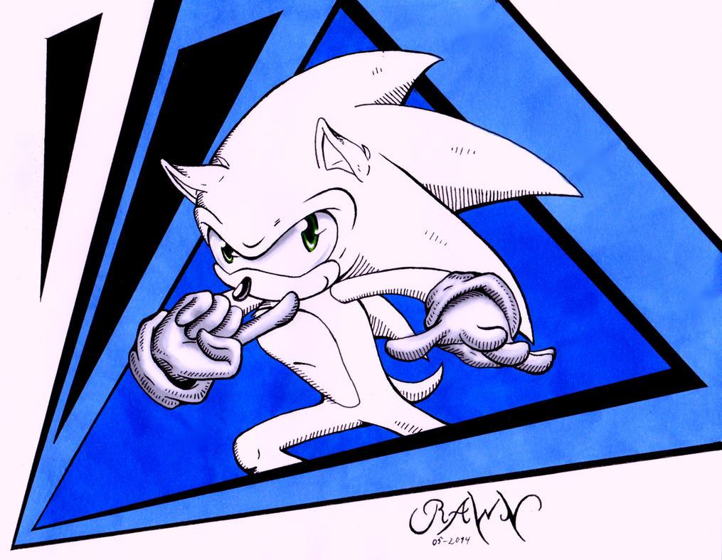 Sonic by RAWN89