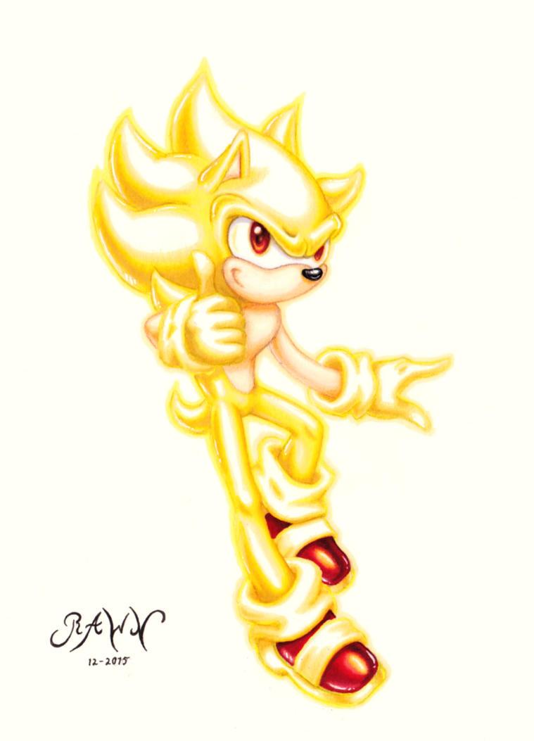 Super Sonic by RAWN89