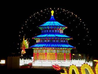 Chinese Latern festival by Serenity-Dreamz