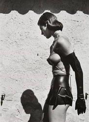 Helmut-newton-tied-up-torso-(henrietta-ficele) by flostromo