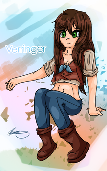 Verringer -  Another Me