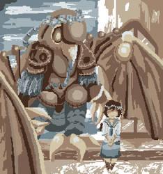 Pixel Dailies #5 - Bioshock