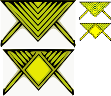dragon shield Vector test by tiagoaxn