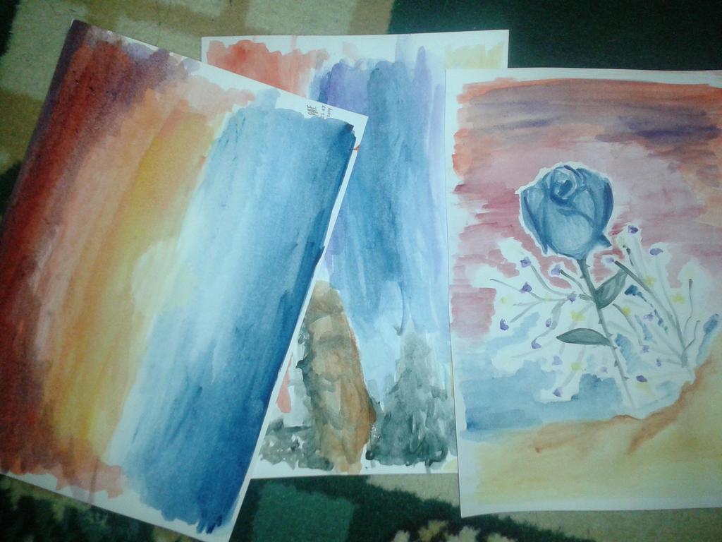 Paint.Paint.Paint. by RennaLynix