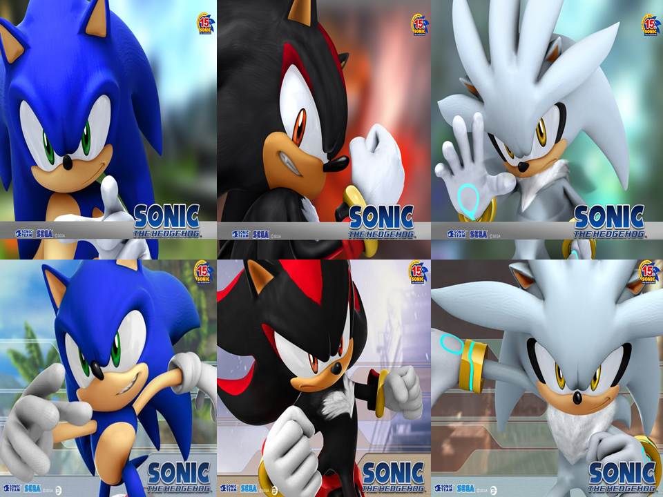 1000+ Images About Sonic,shadow, And Silver On Pinterest