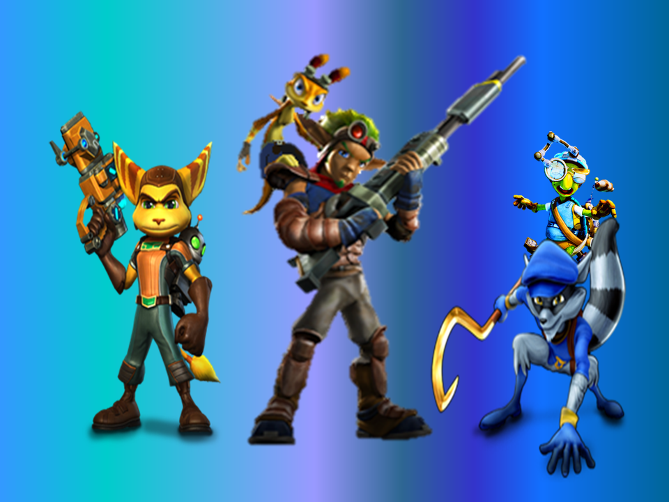 Playstation Moves Heroes Wallpaper By 9029561
