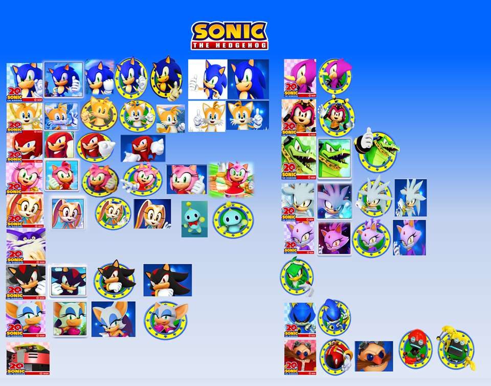 Sonic The Hedgehog Wallpaper Collection By 9029561