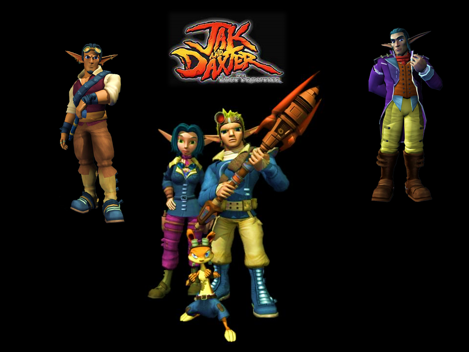 Keira Jak And Daxter The Lost Frontier 65710 Trendnet