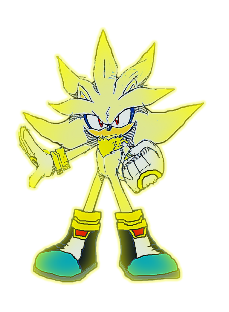 Super Silver the Hedgehog (Sonic Channel) by 9029561 on ...