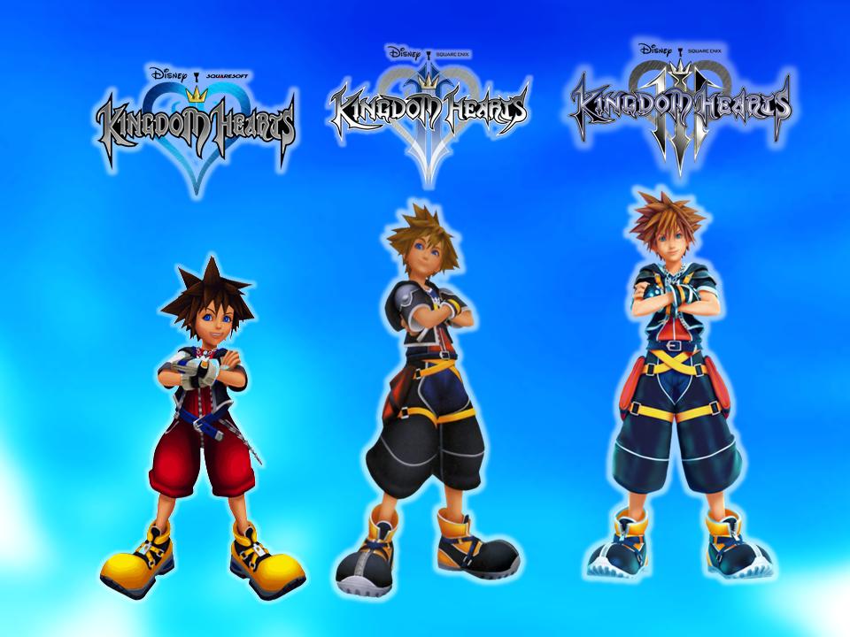 Kingdom Hearts Sora Generations By 9029561