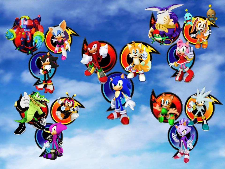 Sonic Heroes 2 скачать торрент - фото 4