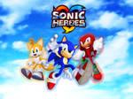 Sonic Heroes 2 Heroes Welcome