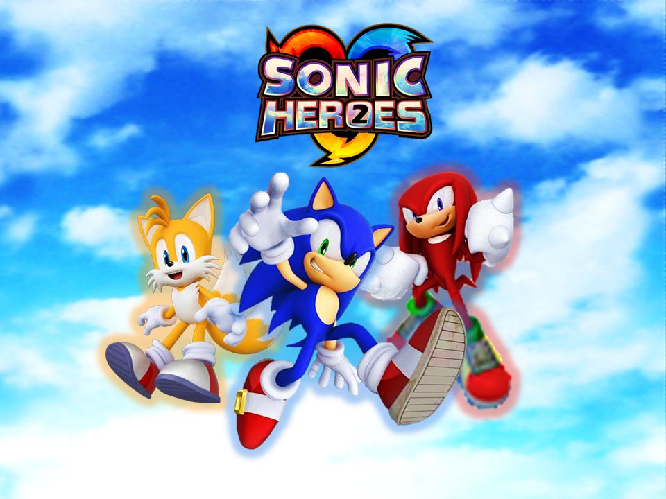 Sonic heroes 2 скачать торрент
