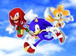 Team Sonic Trio
