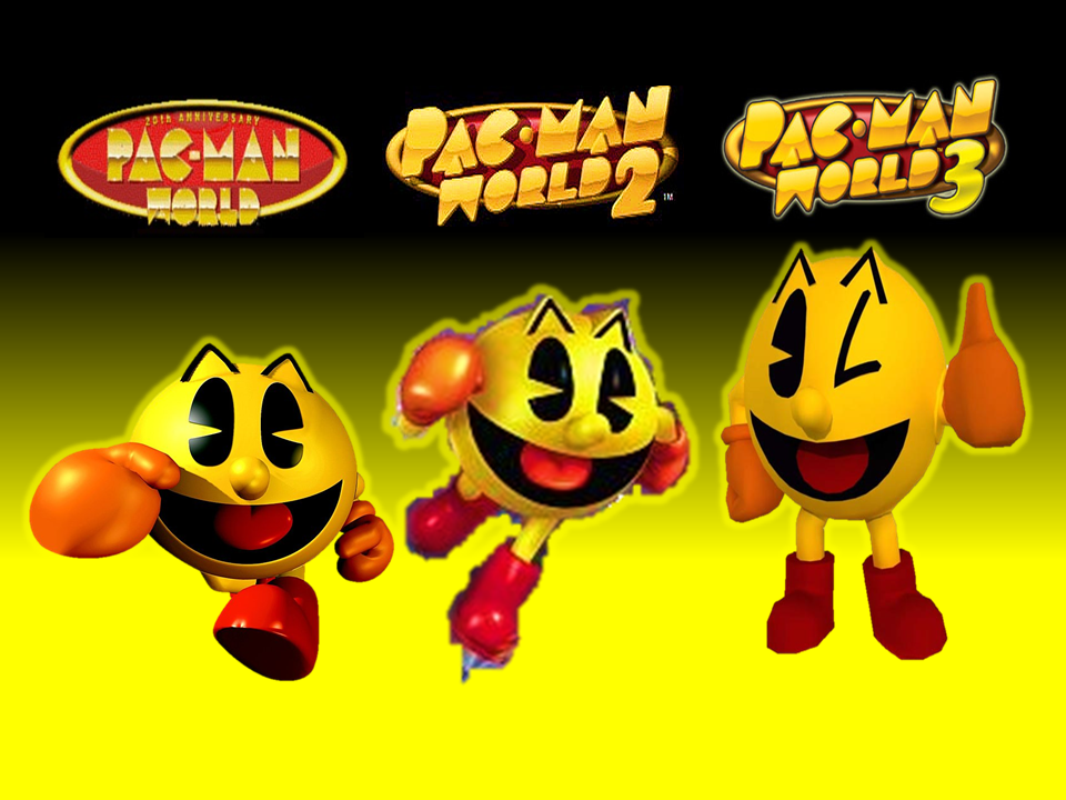 Pac-Man HD Desktop Wallpaper 17524 - Baltana