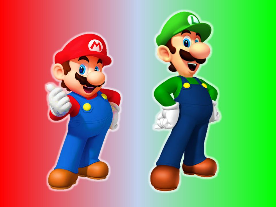 Mario and his brother luigi wallpaper by 9029561 on deviantart mario and his brother luigi wallpaper by 9029561 altavistaventures Gallery