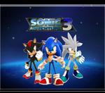 Sonic Adventure 3 Three Heroes Hedgehogs