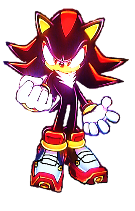 Shadow The Hedgehog Sonic Adventure 3 By 9029561 On Deviantart