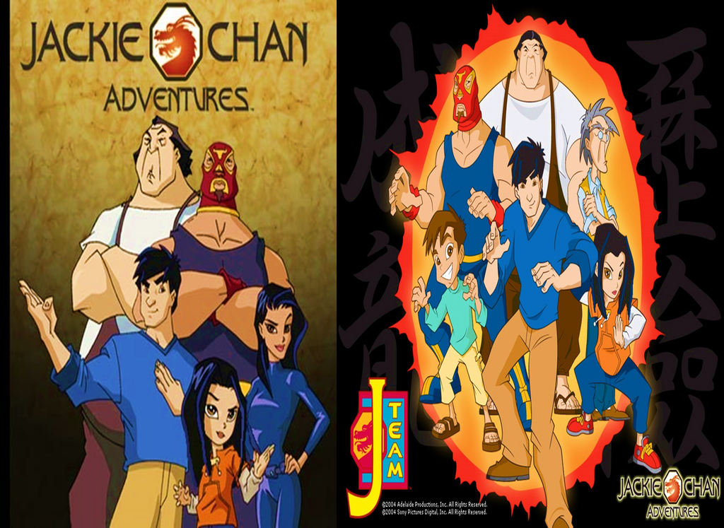 Jackie chan adventures wallpapers by 9029561 on deviantart - Jackie chan wallpaper download ...