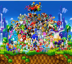 Sonic and his Friends, Rivals, and Enemies Final3