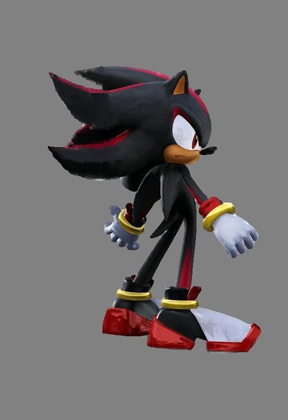 sonic the hedgehog 2006 shadow